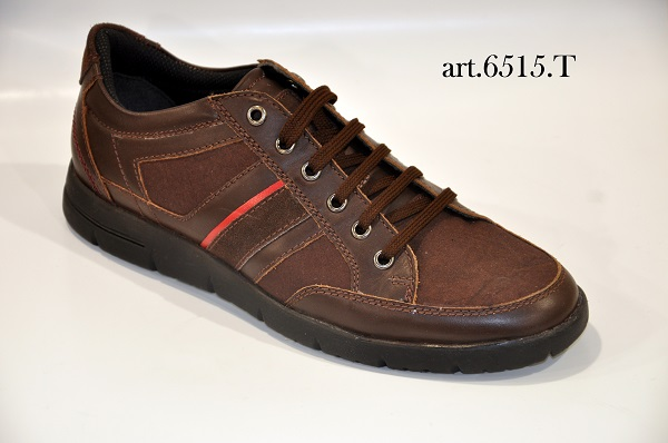 Shoes art.6515-t